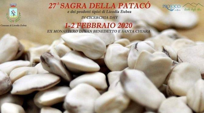 Sagra della Patacò e dei prodotti tipici e Cicerchia Day a Licodia Eubea