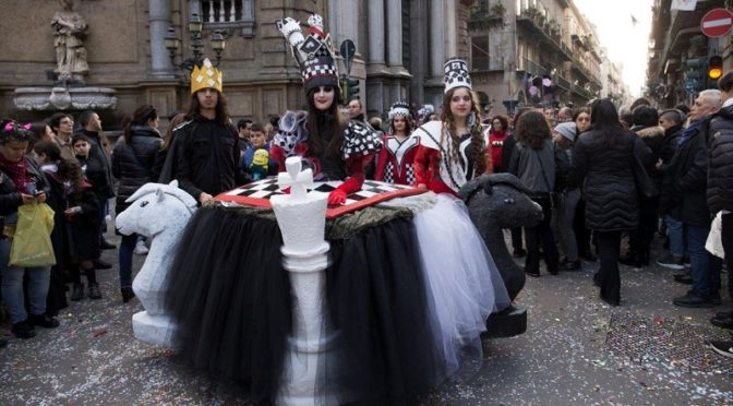 Educarnival Carnevale Palermo