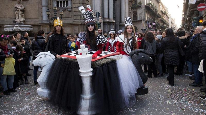 Torna Educarnival, il Carnevale a Palermo con più di 1200 studenti in maschera