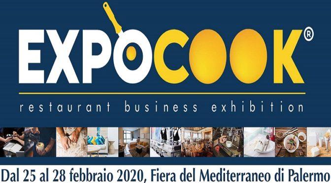 Expocook 2020 Palermo fiera