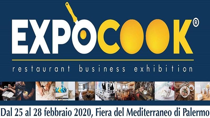 ExpoCook 2020: torna a Palermo la grande fiera del settore ristorazione