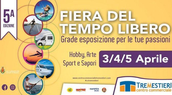 Fiera del Tempo Libero Centro Commerciale Tremestieri Messina