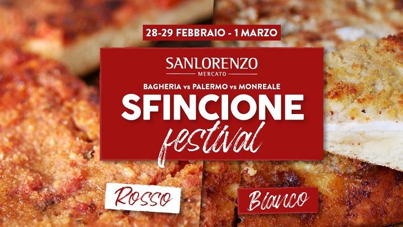 Sfincione Festival 2020: torna al Sanlorenzo Mercato la sfida tra gli sfincioni siciliani