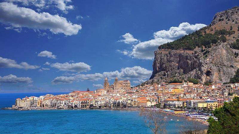 La provincia di Palermo, uno spettacolare percorso tra Monreale e Cefalù