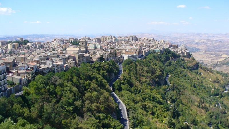 Enna: benvenuti nell'Ombelico della Sicilia