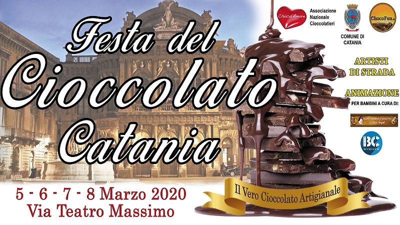 ChocoFun Catania 2020: dal 5 all'8 marzo arriva la Festa del cioccolato