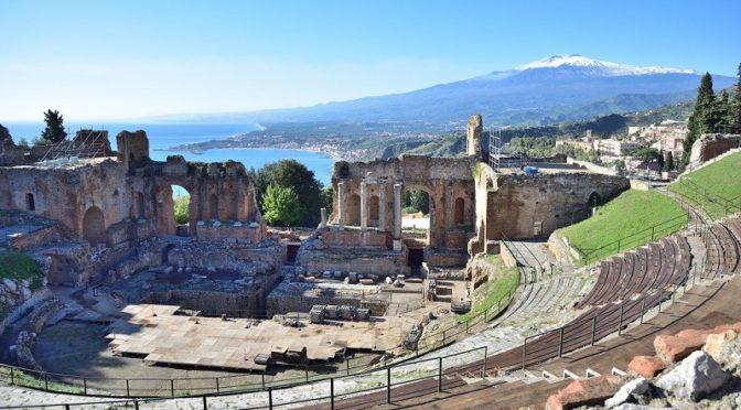 provincia di Messina Taormina