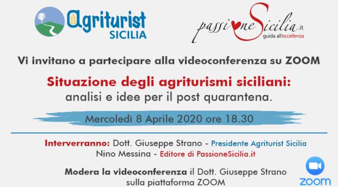 Agriturist PassioneSicilia.it videoconferenza