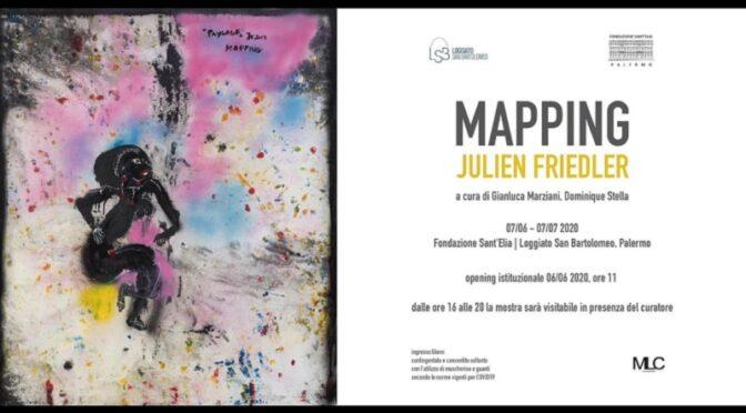 Mapping Julian Friedler