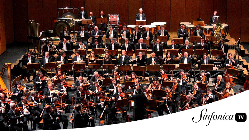 "Concerti in streaming per l'Orchestra Sinfonica Siciliana con ""Sinfonica TV"""