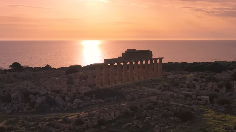 Il Parco Archeologico di Selinunte pronto a riaprire: il VIDEO