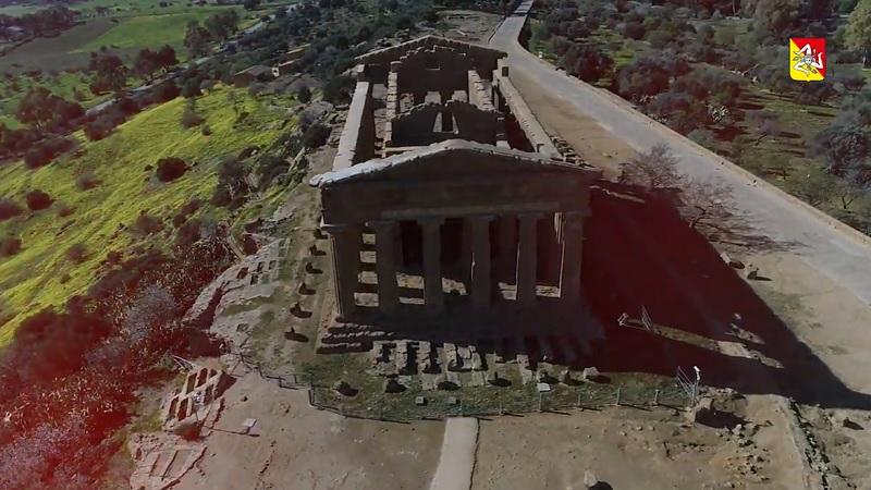 La Sicilia sicura che riparte in un VIDEO della Regione Siciliana