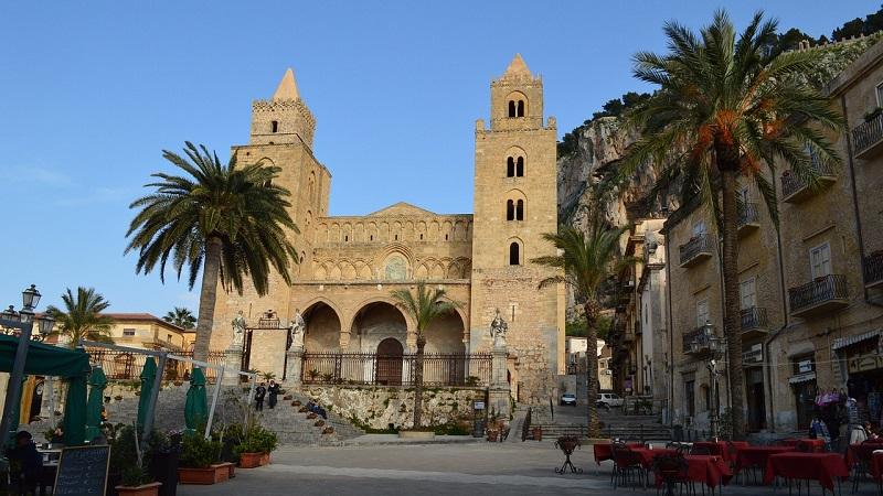 Torri della Cattedrale di Cefalù riaperte per la Festa della Repubblica