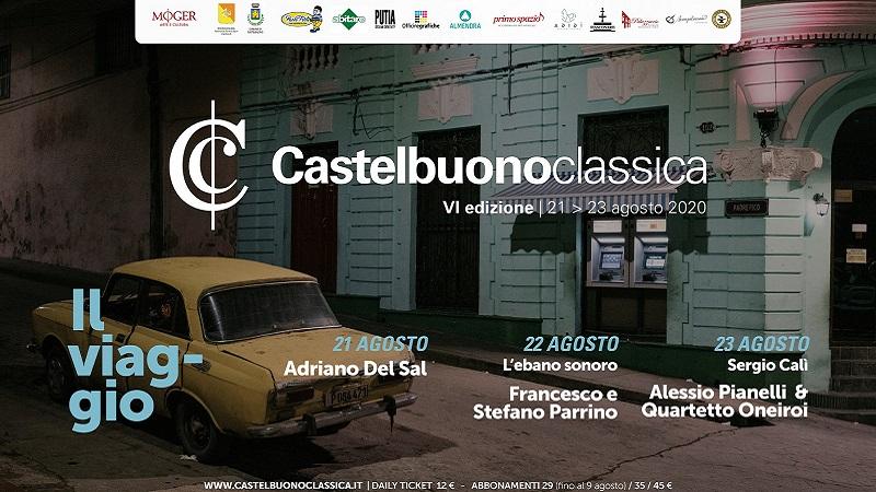 Dal 21 al 23 agosto torna Castelbuono Classica: il programma dell'evento