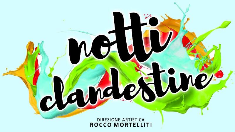 Notti Clandestine: dal 25 al 29 agosto torna l'evento culturale a Termini Imerese