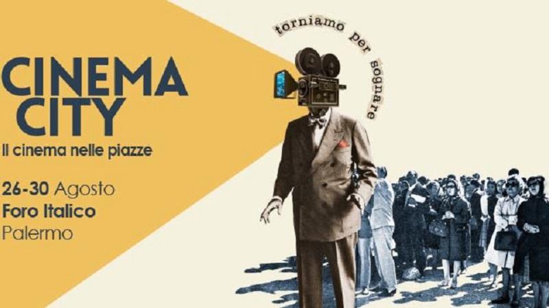 Palermo Cinema City, film d'autore sotto il cielo del Foro Italico dal 26 agosto