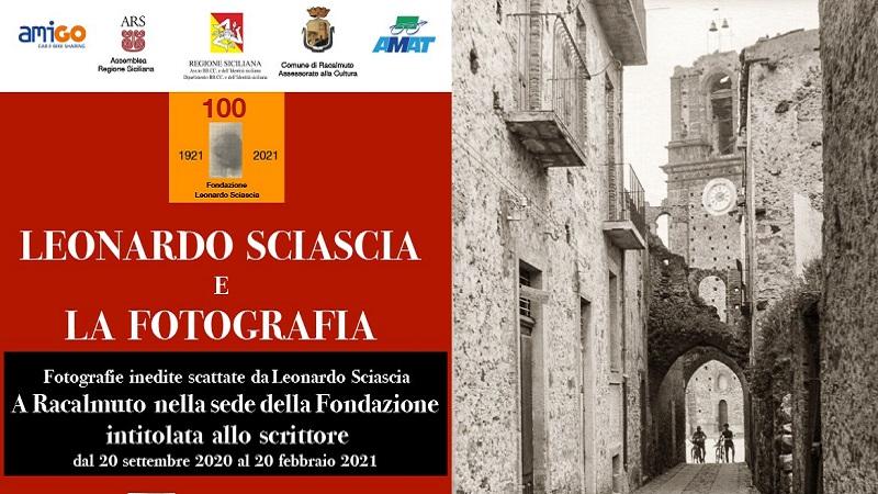 A Racalmuto la mostra Leonardo Sciascia e la Fotografia