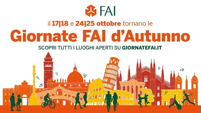 Giornate FAI d'Autunno: due weekend per riscoprire le bellezze d'Italia