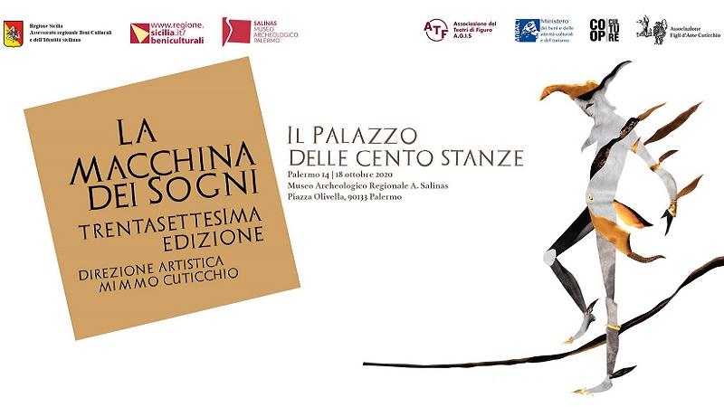 Palermo, il Museo Archeologico Salinas diventa teatro per la nuova edizione della Macchina dei Sogni di Cuticchio