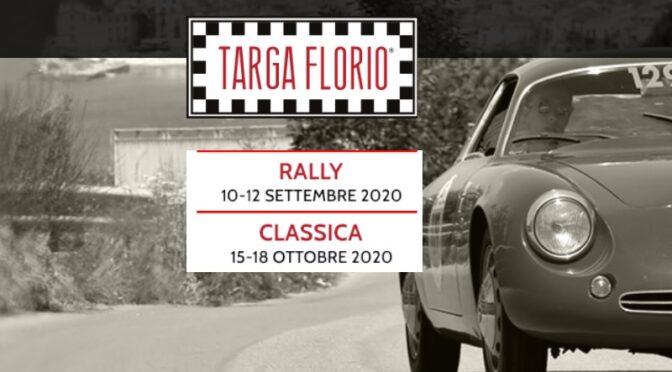 Targa Florio Classica 2020 Sicilia