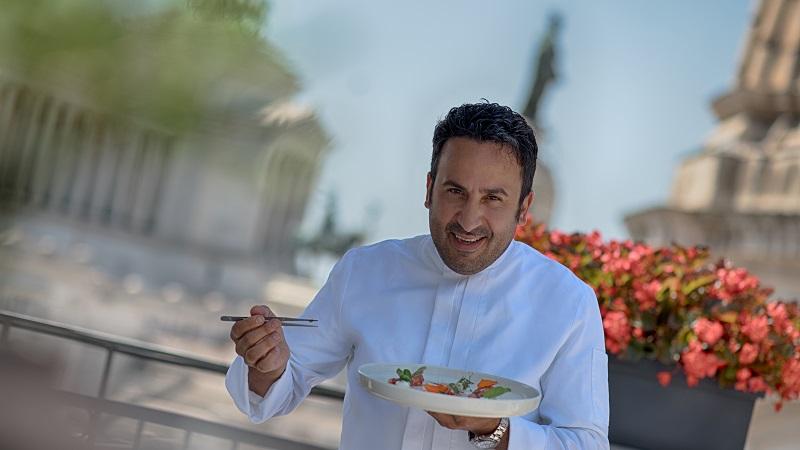Lo chef Natale Giunta debutta su Rai Due a Detto Fatto, il programma condotto da Bianca Guaccero