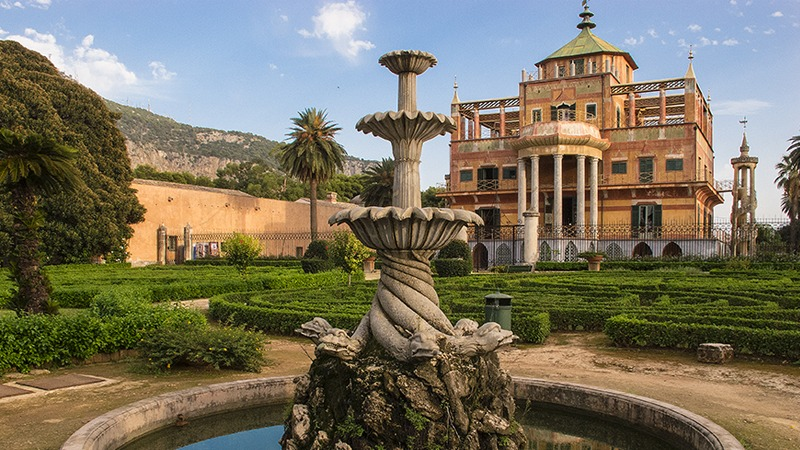 Palazzina Cinese Palermo